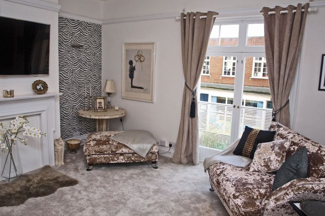 Thumbnail Flat for sale in Athenrye Court, Cumberland Street, Woodbridge