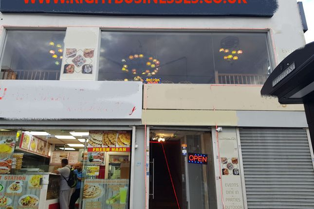 Restaurant/cafe for sale in South Road, Southhall, Middlesex