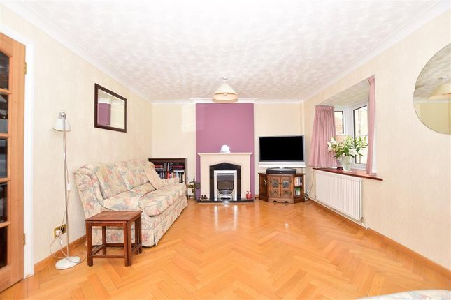 Thumbnail Detached house for sale in Hamelin Road, Upper Gillingham, Kent