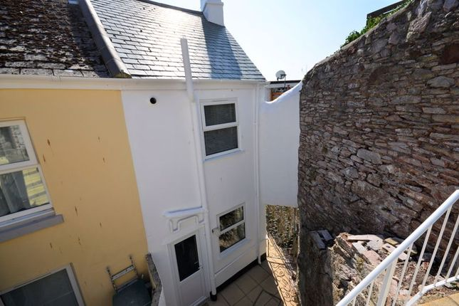 Rear Elevation of Station Hill, Brixham TQ5