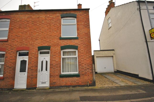 2 bed terraced house to rent in King Street, Enderby, Leicester