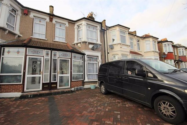 3 bed terraced house to rent in Empress Avenue, Ilford, Essex IG1