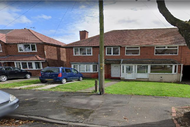 Thumbnail Property to rent in Tyndale Crescent, Great Barr, Birmingham