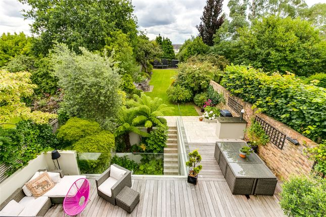 Thumbnail Semi-detached house for sale in Castelnau, Barnes, London