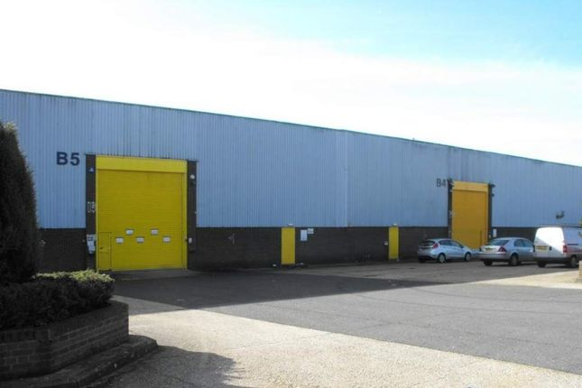 Thumbnail Light industrial to let in B4-B6 Telford Road, Basingstoke