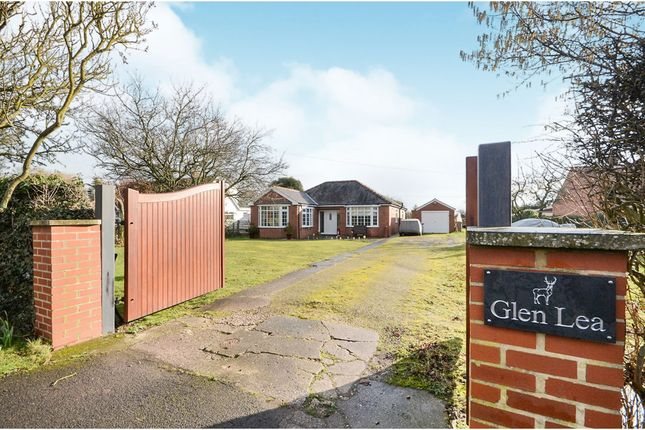 Thumbnail Detached bungalow for sale in Sutton Lane, Barmby Moor, York