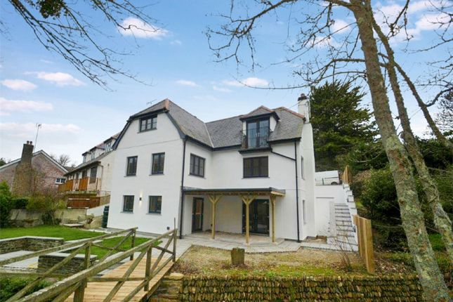 Thumbnail Detached house for sale in Tressa House, Perrancoombe, Nr Perranporth, Cornwall