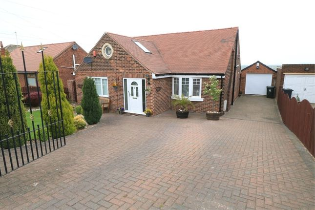 Thumbnail Detached bungalow for sale in Brampton Road, Wath-Upon-Dearne, Rotherham, South Yorkshire