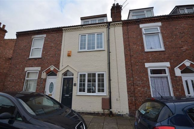 Thumbnail Terraced house to rent in Henry Street, Goole