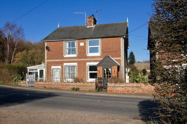Thumbnail Semi-detached house for sale in Bergholt Road, Brantham, Manningtree, Essex