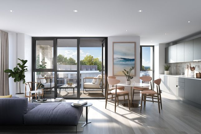 2 bed flat for sale in Larkwood Avenue, London SE10