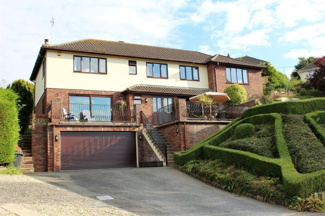 Thumbnail Detached house for sale in Sanctuary Close, Bishops Tawton, Barnstaple