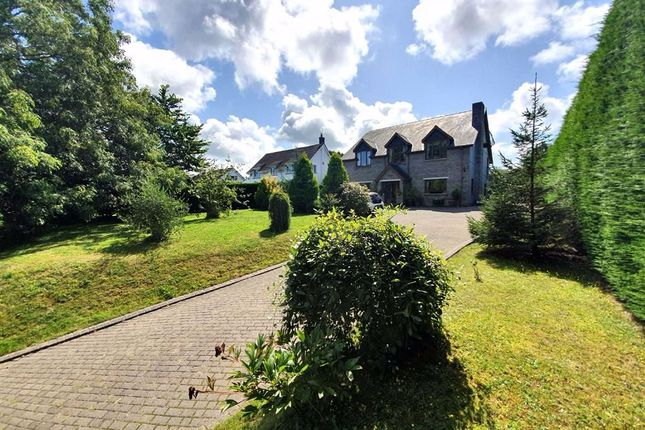 Thumbnail Detached house for sale in Bryn Gower House, Llanrhidian, Swansea
