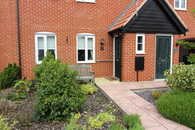 Thumbnail Flat for sale in Neptune Close, Bradwell