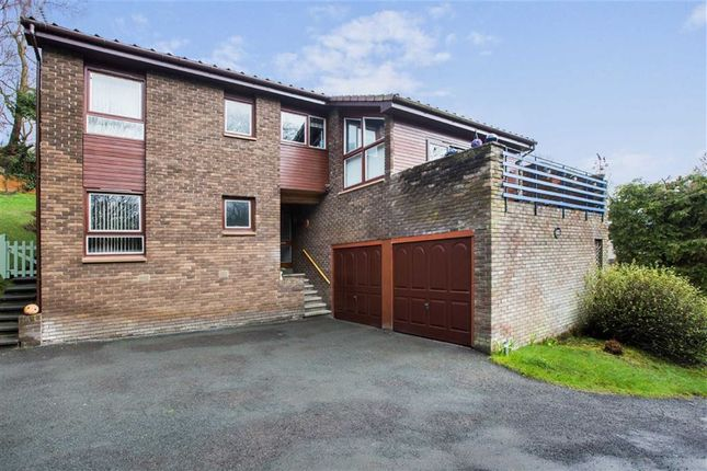 Thumbnail Detached house for sale in Allt Beag, Pitconnochie Road, Crossford