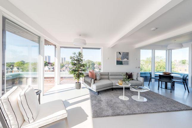 Thumbnail Flat to rent in Antrim Grove, London