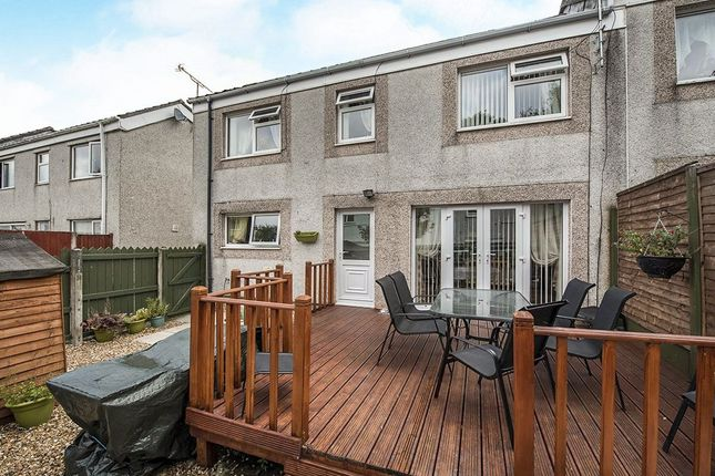 Thumbnail Terraced house for sale in Fairhaven, Skelmersdale
