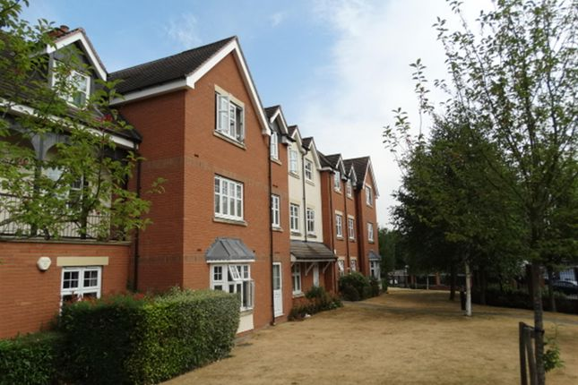 Thumbnail Flat for sale in Chancel Court, Solihull