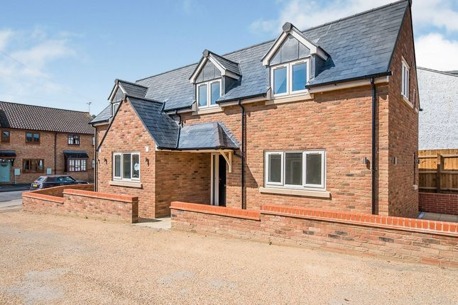 Thumbnail Detached house for sale in Stackyard Close, Stilton, Peterborough