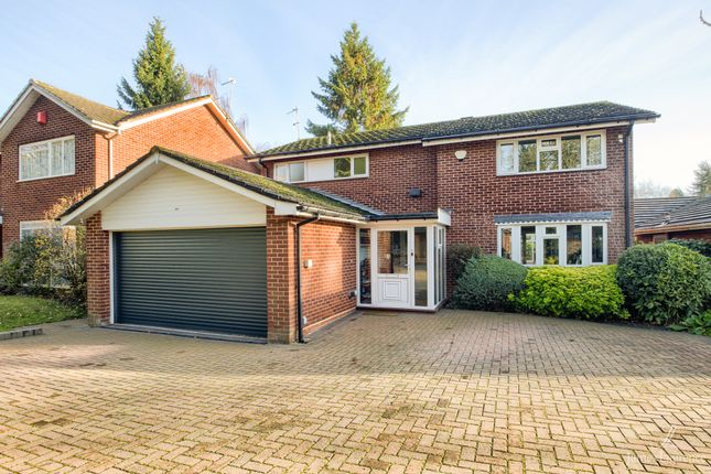 Thumbnail Detached house for sale in Westfield Road, Edgbaston, Birmingham