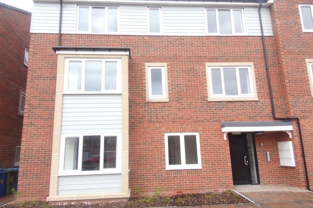 Thumbnail Flat to rent in Fairway Drive, Blyth