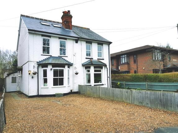 Thumbnail Semi-detached house for sale in Woking, Surrey, .