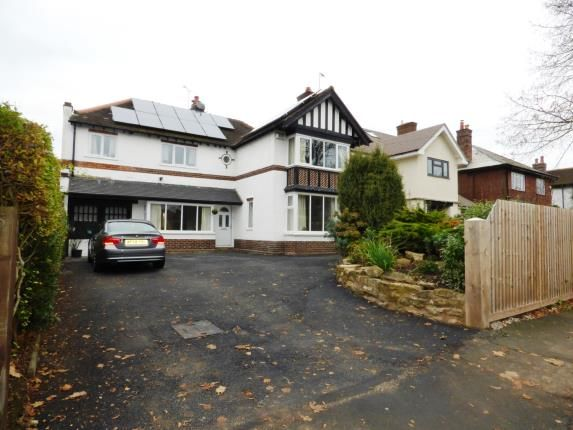 Thumbnail Detached house for sale in Earlsway, Chester, Cheshire