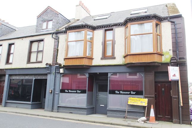 1 bed flat for sale in Portfolio Of 3 Flats, Hanover Street, Stranraer DG97Rs DG9