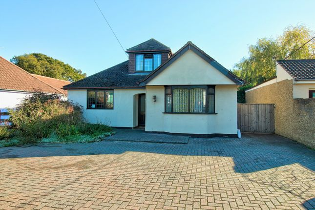 Thumbnail Bungalow for sale in Wareham Road, Corfe Mullen, Wimborne