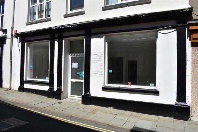 Thumbnail Restaurant/cafe to let in Queen Street, Carmarthen