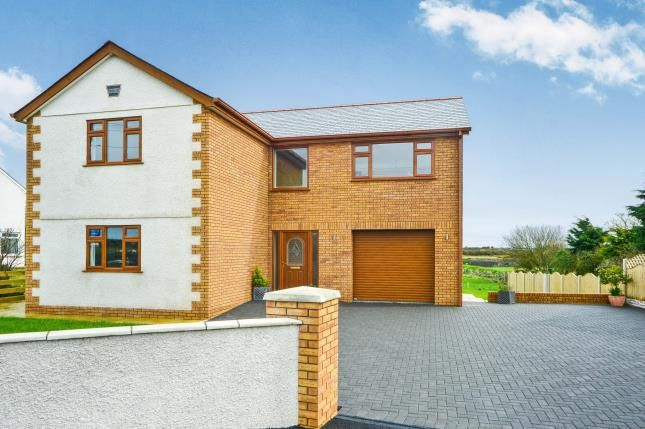 Estate Agents Anglesey >> Plas Gwyn, Four Mile Bridge, Sir Ynys Mon LL65, 4 bedroom detached house for sale - 38387879 ...
