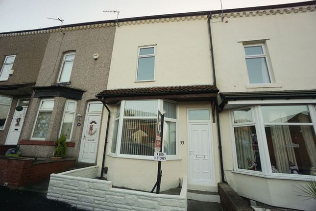 Thumbnail Terraced house to rent in Barlow Street, Horwich, Bolton