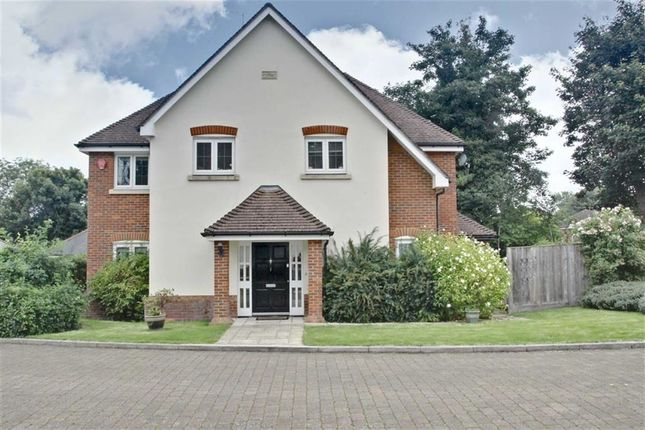 Thumbnail Detached house for sale in Kay Close, Tring