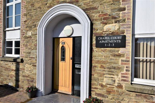 2 bed flat for sale in 38 Liskeard Road, Callington, Cornwall PL17