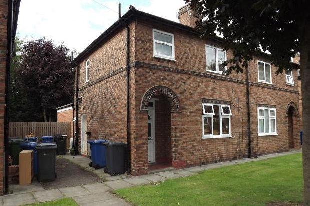 Thumbnail Flat to rent in Secker Avenue, Latchford