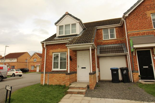 Thumbnail Semi-detached house for sale in Warner Avenue, St. Helen Auckland, Bishop Auckland