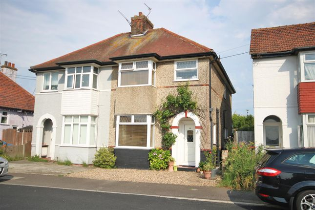 Thumbnail Semi-detached house for sale in Woodberry Way, Walton On The Naze