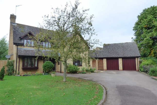 Thumbnail Detached house for sale in Elms Dyke, Welton, Daventry
