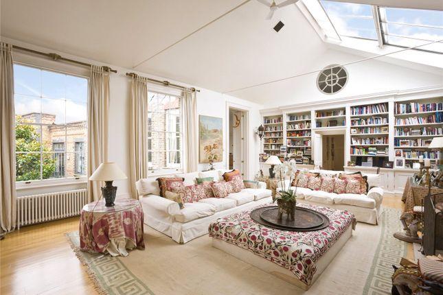 Thumbnail Terraced house for sale in Britannia Road, Fulham, London