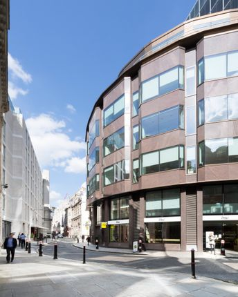 Thumbnail Office to let in Copthall Avenue, London
