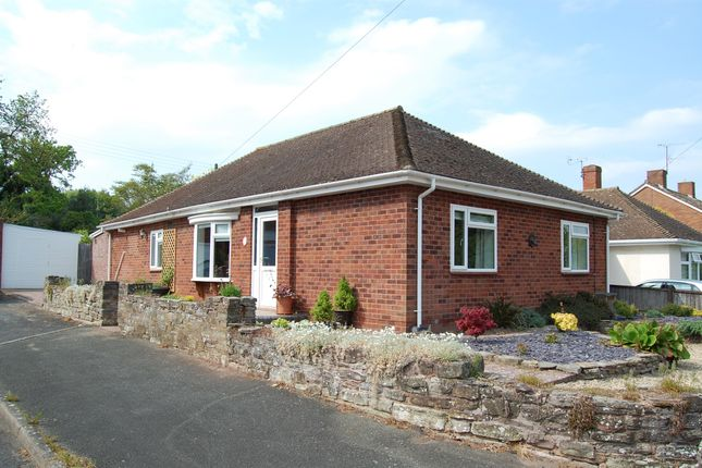 Thumbnail Detached bungalow for sale in Fayre Oaks Green, Hereford