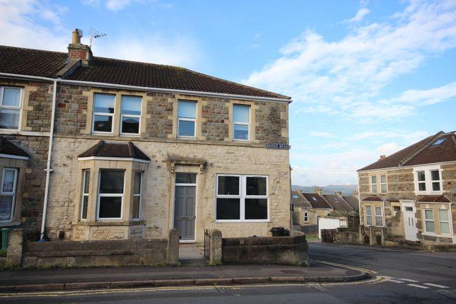 Thumbnail End terrace house to rent in Bridge Road, Bath