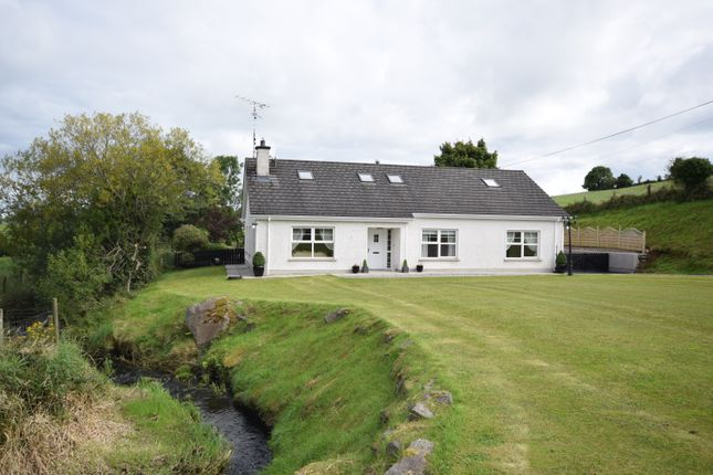 Thumbnail Detached house for sale in Coa Road, Ballinamallard, Enniskillen