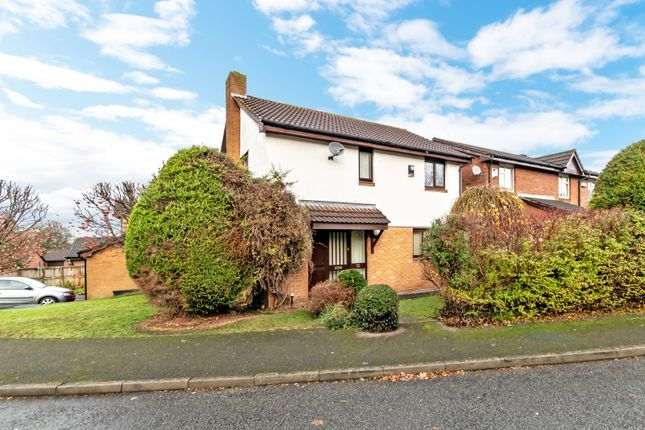 Thumbnail Detached house for sale in Plovers Lane, Helsby, Frodsham