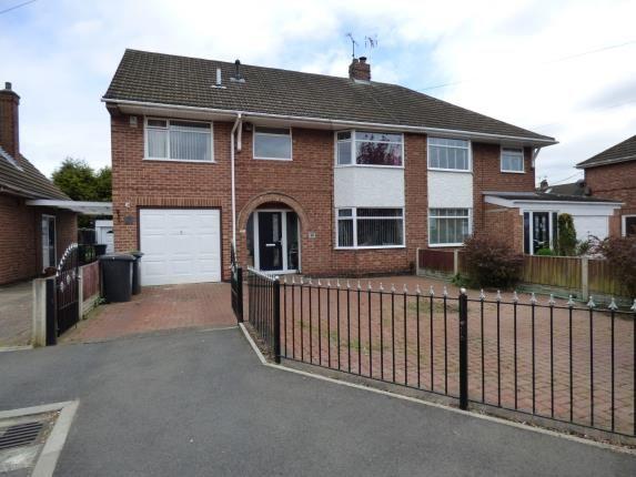 Thumbnail Semi-detached house for sale in Fylde Close, Toton, Nottingam