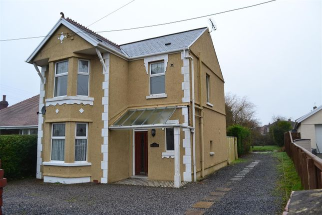3 bed detached house for sale in Frampton Road, Gorseinon, Swansea