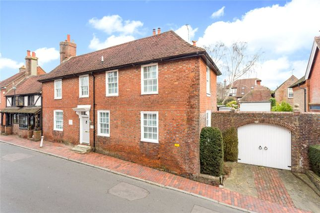 Thumbnail Semi-detached house for sale in High Street, Ditchling, East Sussex