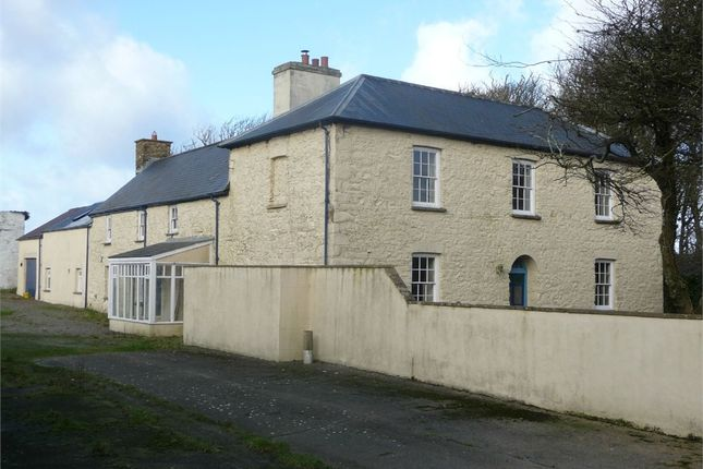 Thumbnail Detached house for sale in Llanreithan House, Mathry, Haverfordwest, Pembrokeshire