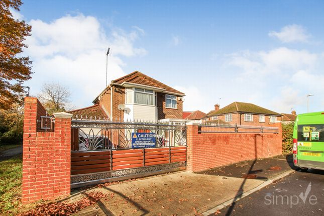 Thumbnail Detached house for sale in Bedwell Gardens, Hayes