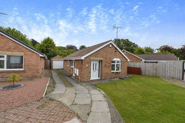 Thumbnail Bungalow for sale in Swaledale Mews, Bridlington